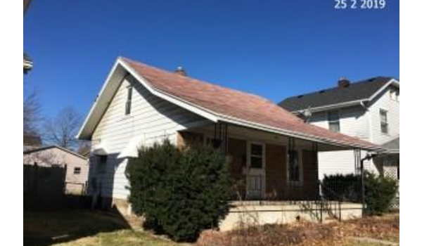 Picture of 1241 Pursell AVE, DAYTON, OH 45420